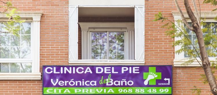 Clinica de podología en El Palmar